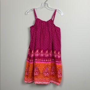 3/$18 Dress XXL (Juniors) Floral Print